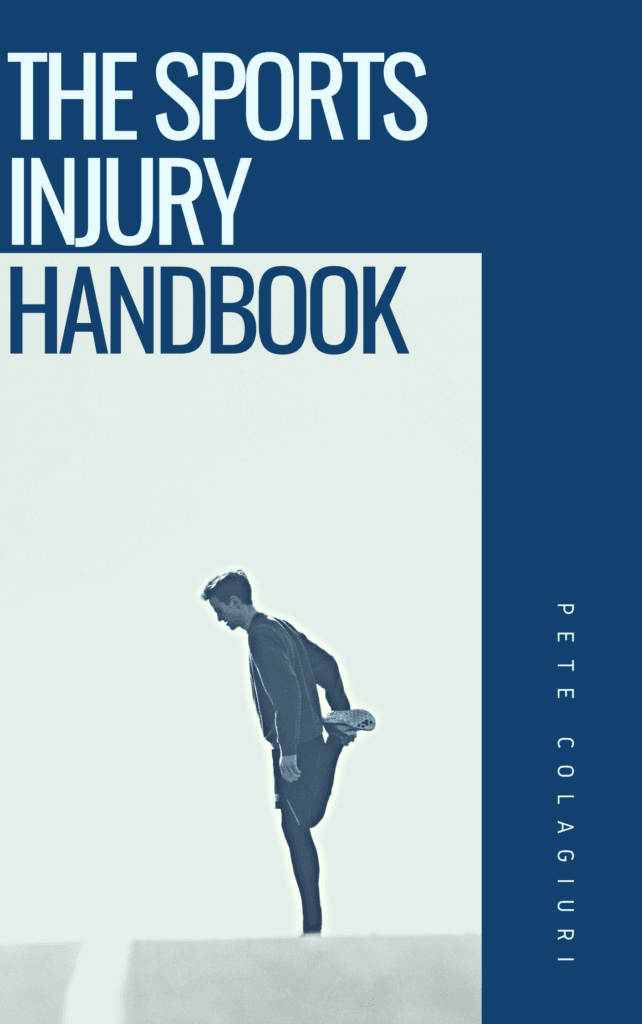 SPORTS INJURY HANDBOOK - your quick reference guide 1