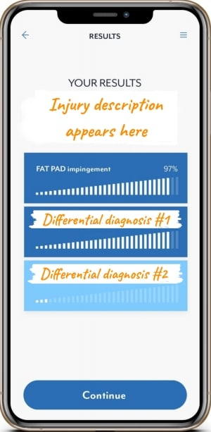 Instant injury diagnosis for your clients 3