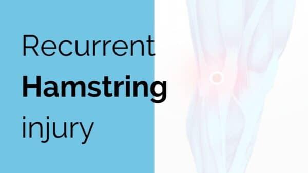recurrent hamstring injury